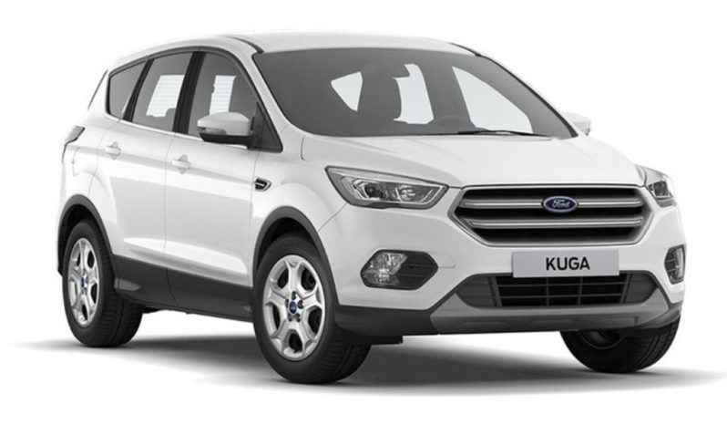 FORD Kuga 2.0 TDCi 120cv Business completo