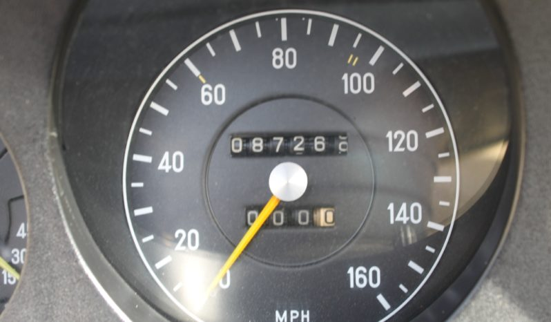 MERCEDES SL 450 Roadster completo