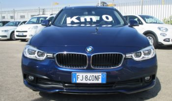 BMW 316d Touring 116cv Business Advantage completo