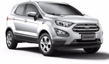 FORD Ecosport 1.5 TDCi 95cv Connect completo