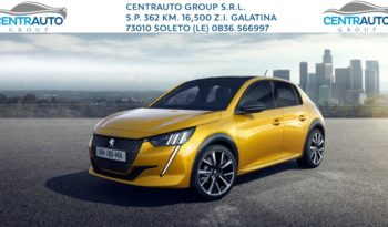 Nuova PEUGEOT 208 PureTech 75cv S&S Active Pack completo