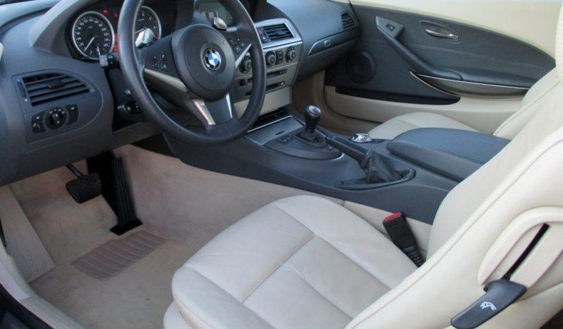 BMW 645ci 345cv completo