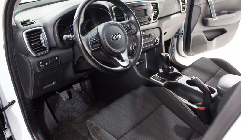 KIA Sportage 1.7 CRDi 115cv 2WD Cool completo