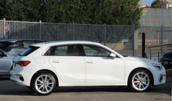 AUDI A3 SPB Business Advanced 30 g-tron 131cv S-Tronic completo