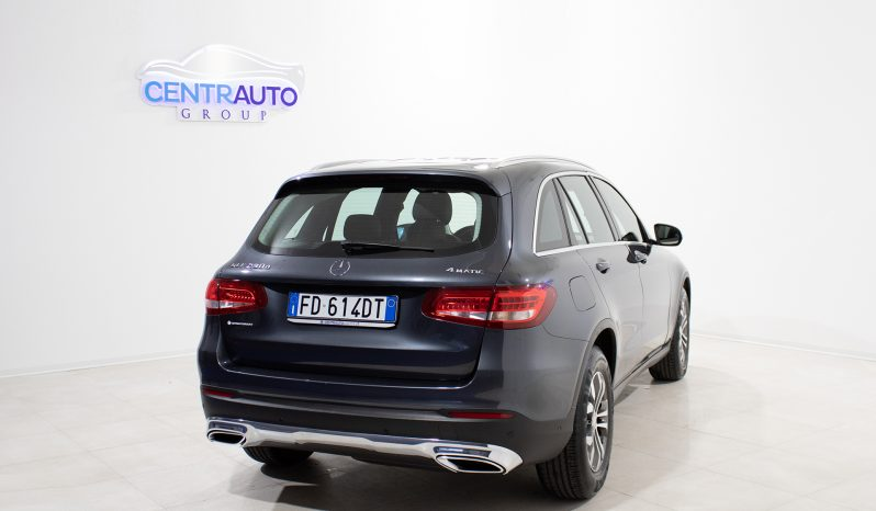 MERCEDES GLC 250d 4Matic Business completo
