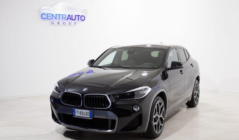 BMW X2 Xdrive 18d Msport-X completo